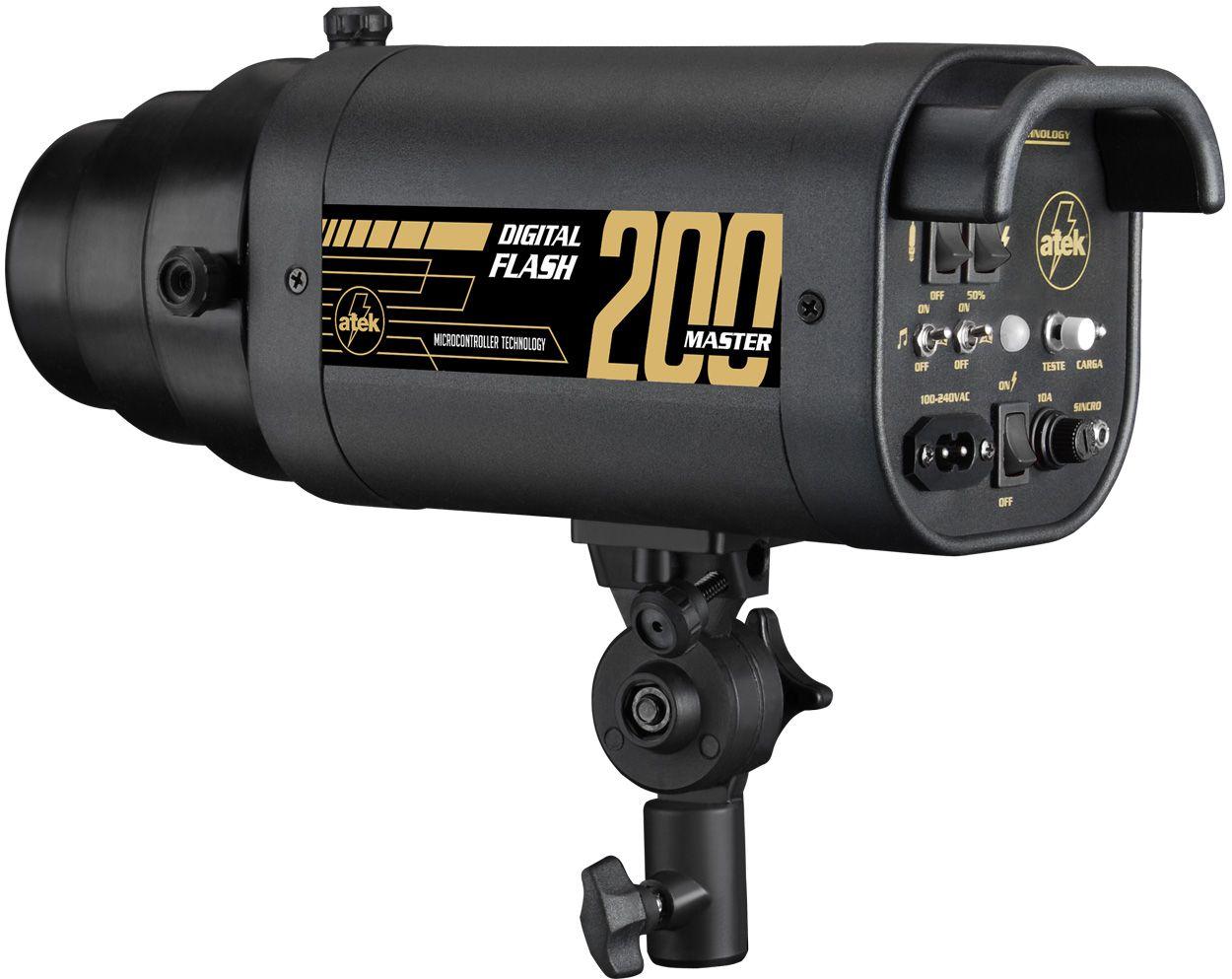 AT247C Studio Digital 200 Master para Luz de Cabelo