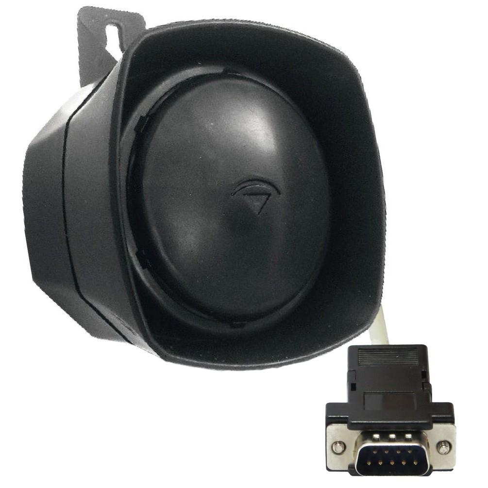 Sirene Alarme para Painel LED Multeletronic
