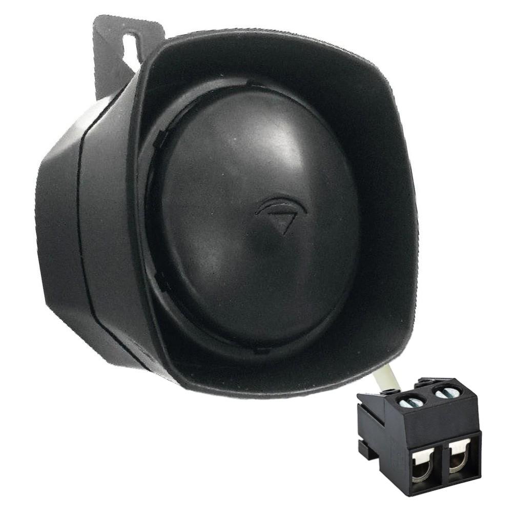 Sirene Alarme para Painel LED Multeletronic Conector Borne