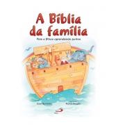 A Biblia da Familia Pais e filhos aprendendo juntos