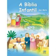 A Bíblia Infantil Capa Dura