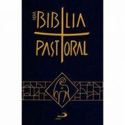 Bíblia edição Pastoral - Média Capa Cristal