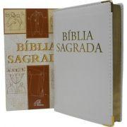Bíblia Sagrada - Nova tradução na linguagem de hoje - Branca/Luxo