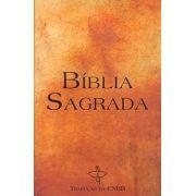 Bíblia Sagrada - Tradução da CNBB - Cristal