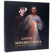 Box Amor e Misericórdia - Diário de Santa Faustina