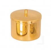 Caixa para Hóstia 7103 Dourada Md