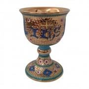 Cálice de Porcelana IHS Bizantino