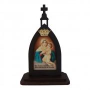 Capela Mãe Rainha 9,7cm