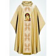 Casula Bordada Nossa Senhora Do Perpetuo Socorro