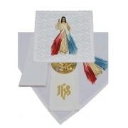 Conjunto de Alfaias  Jesus Misericordioso