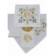 Conjunto de Alfaias Litúrgicas 300.B70 Branco