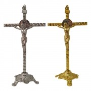 Crucifixo de Mesa 28cm