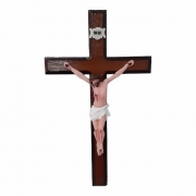 Crucifixo de Parede 100cm