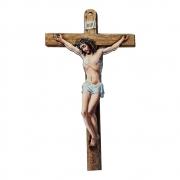 Crucifixo de Parede 24x13,5cm Italiano