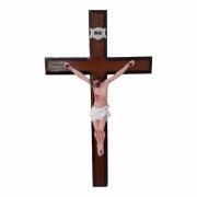 Crucifixo de Parede 28cm