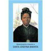 Devocionário e novena a Santa Josefina Bakhita - Devoções Populares - Míni