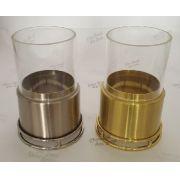 Economizador de velas 70 mm com vidro