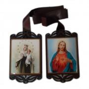 Escapulário de Porta Nossa Senhora do Carmo