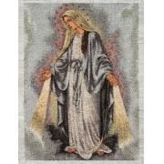 Estandarte Italiano Nossa Senhora das Graças 54x34