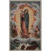 Estandarte Italiano Nossa Senhora de Guadalupe 44,5x28
