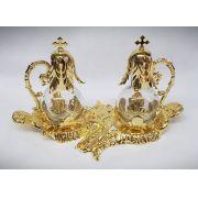 Galheta Italiana 1517 Dourada Stromboli