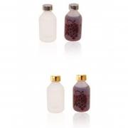 Galheta para Viagem Dourada 11339 Conjunto Água e Vinho
