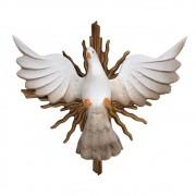 Imagem Espírito Santo com Lâmpada Pequeno