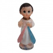 Imagem Jesus Misericordioso Infantil 8cm
