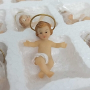 Imagem Menino Jesus 5cm Santini