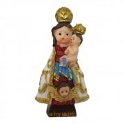 Imagem Nossa Senhora de Nazaré Infantil 8cm