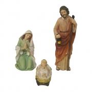Presépio Sagrada Família 15cm