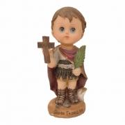 Imagem Santo Expedito Infantil 15cm