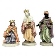 Imagem Três Reis Magos 42cm
