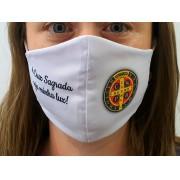 Máscara Coleção Fé - A Cruz Sagrada