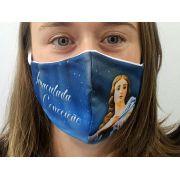 Máscara Coleção Fé - Imaculada Conceição