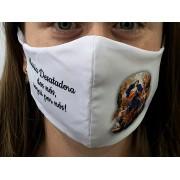 Máscara Coleção Fé - Maria Desatadora de Nós