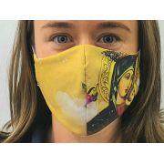 Máscara Coleção Fé - Perpétuo Socorro