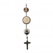 Medalhão de Porta Mãe Rainha