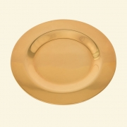 Patena Pa 100 Ouro Total 9,2cm