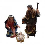 Presépio Sagrada Familia 22cm com 3 peças