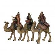 Reis Magos com Camelo 42cm