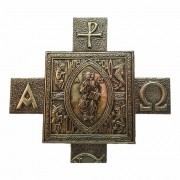 Sacrario Pantocrator Cruz