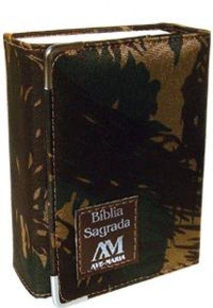 Bíblia Capanga - Bolso - Camuflada