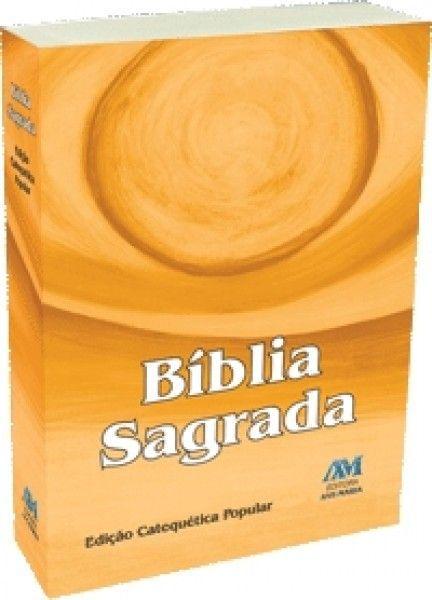 Bíblia Catequética Popular - Média
