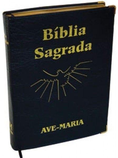 Bíblia Luxo - Grande