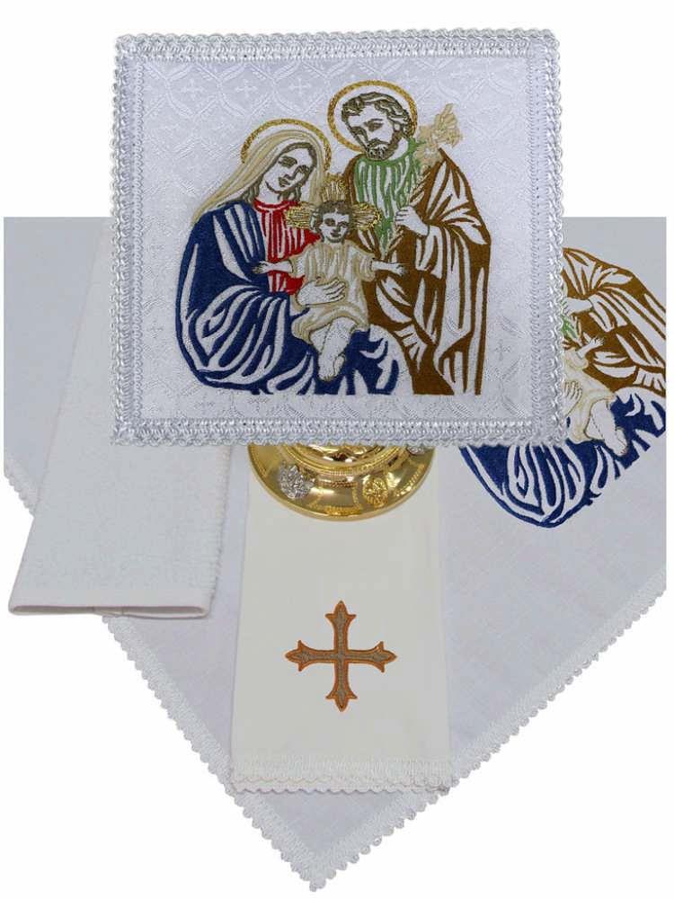 Jogo de Alfaias 300.B106 Sagrada Família