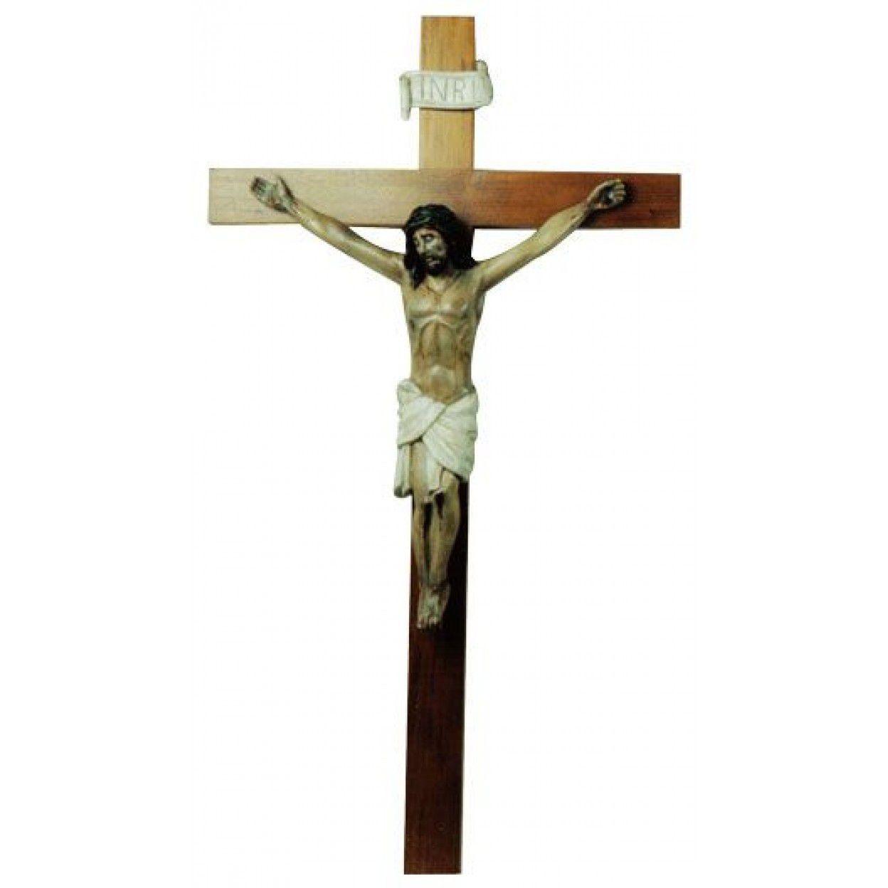 CRUCIFIXO 12260 CRISTO COM 80CM