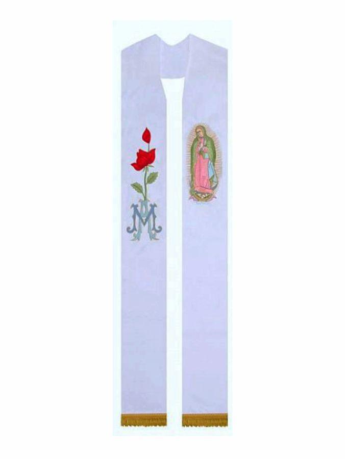 Estola Sacerdotal - Nossa Senhora De Guadalupe