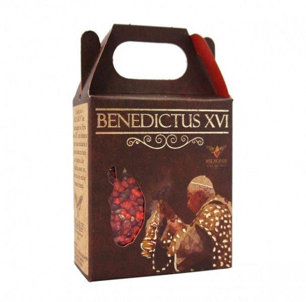 Mini Kit Incenso Benedictus XVI
