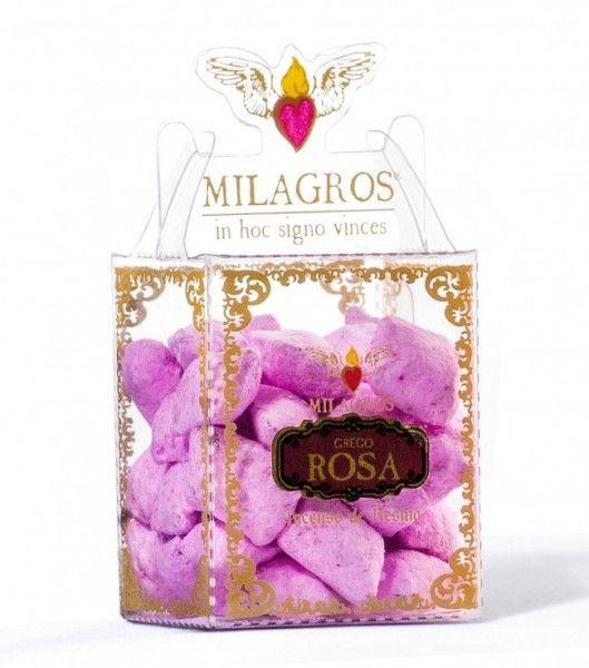 Mini Kit Incenso Grego Rosa